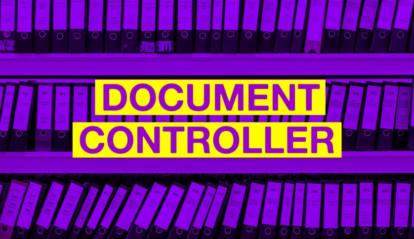 Image result for Document Controller
