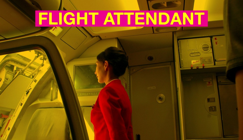 BeAnAwesome: Flight Attendant | Food & Beverages
